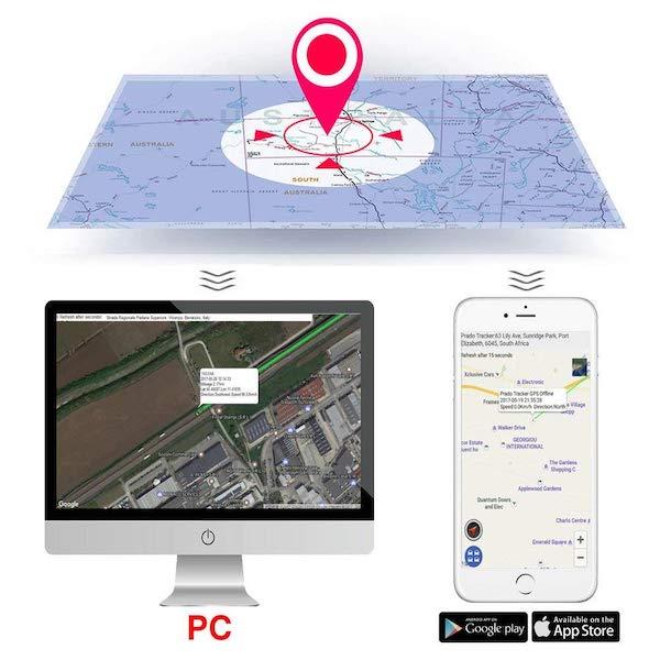 Mini Rastreador GPS TK901