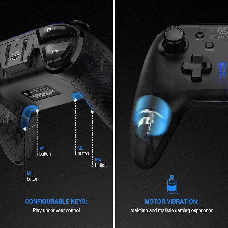 Control T4 para Nintendo Switch