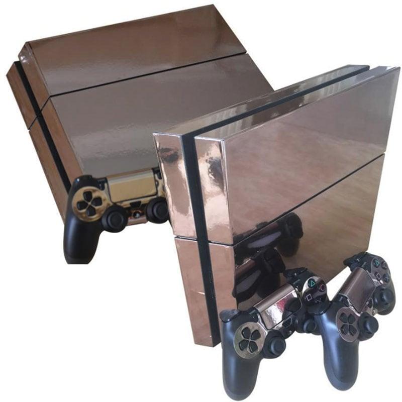 Ps4 Skin Estampa Pegatina Para Playstation 4 Espejo