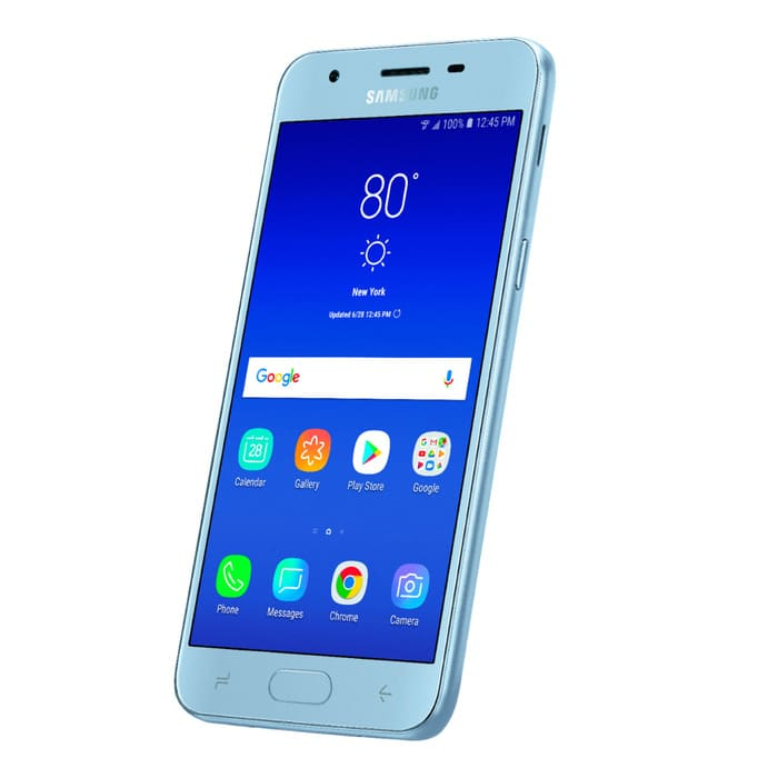Celular Samsung Galaxy J3 Blue 16gb Android