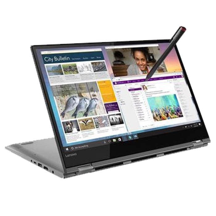 Laptop Lenovo YOGA 530-14ARR RYZEN 3 4GB/128SSD Negro