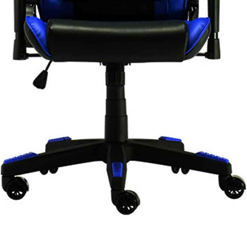 Silla Gamer Yeyian Cadira 1150a Armazon Metalico Azul