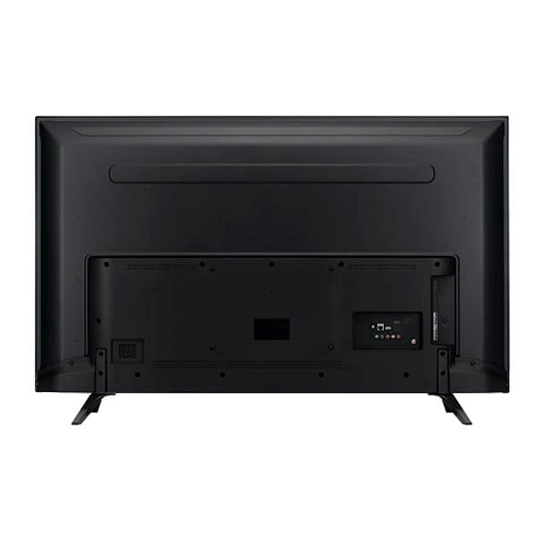 Smart TV LG de 65 pulgadas 4K Ultra HD Widescreen Negro modelo 65UJ6200