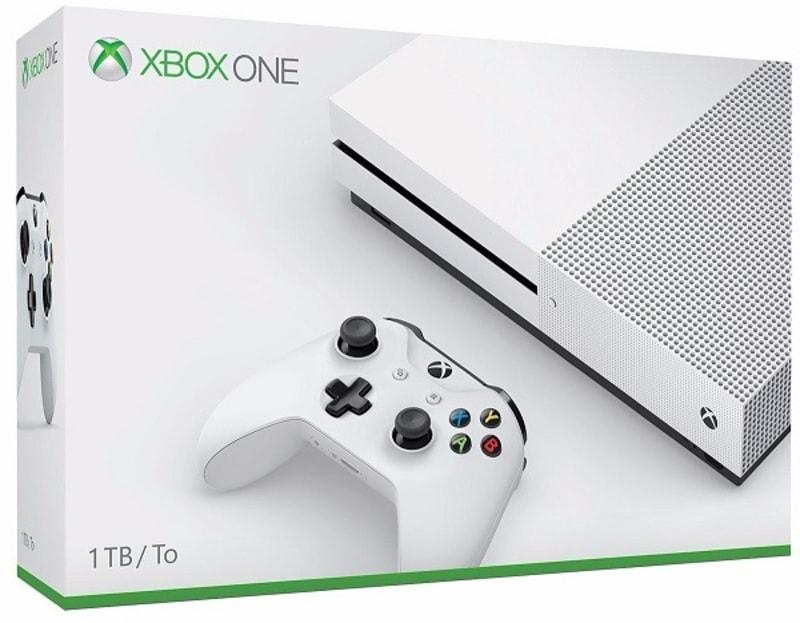 XBOX ONE S 1TB BLANCO DIGITAL