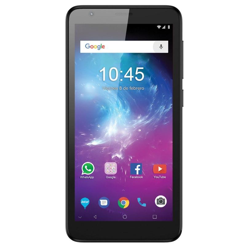 Celular ZTE 3G BLADE L8 Color NEGRO Telcel