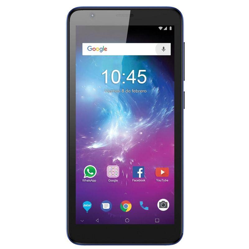 Celular ZTE 3G BLADE L8 Color AZUL Telcel
