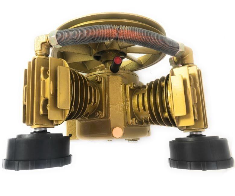Cabezal Para Compresor De 5 Hp 145 Psi Max Stark