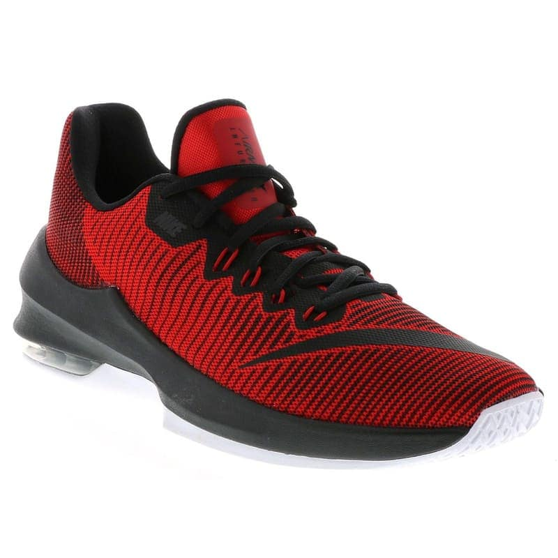 Tenis Nike Air Max Infuria Rojo/Negro Original  908975 600