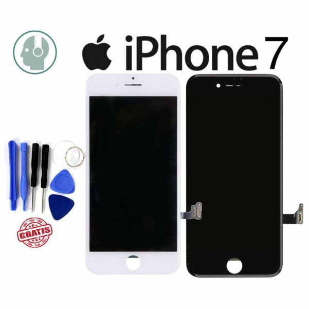 Pantalla LCD OEM, Touch para iPhone 7 Blanco