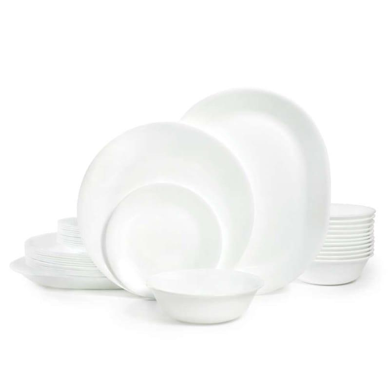 Vajilla Corelle 36 Piezas - White