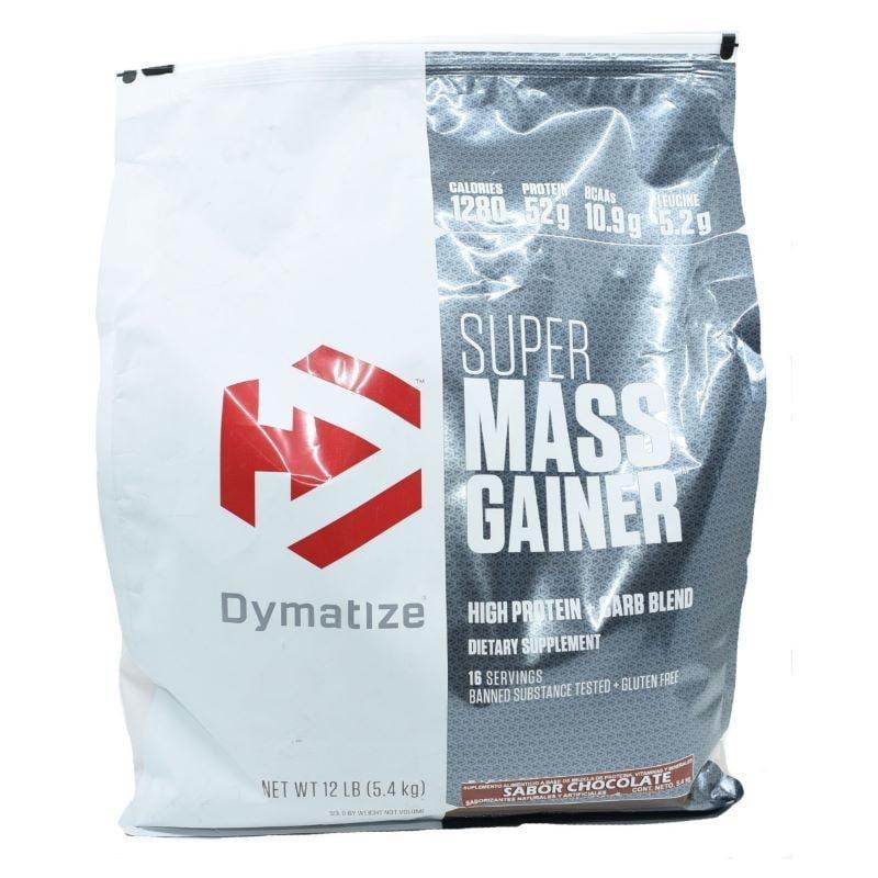 Ganador Super Mass Gainer 12 libras Chocolate