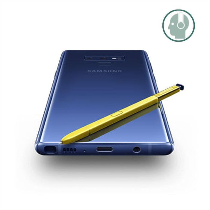 Samsung Galaxy Note 9 -128 GB - Remanufacturado - Liberado de Fabrica