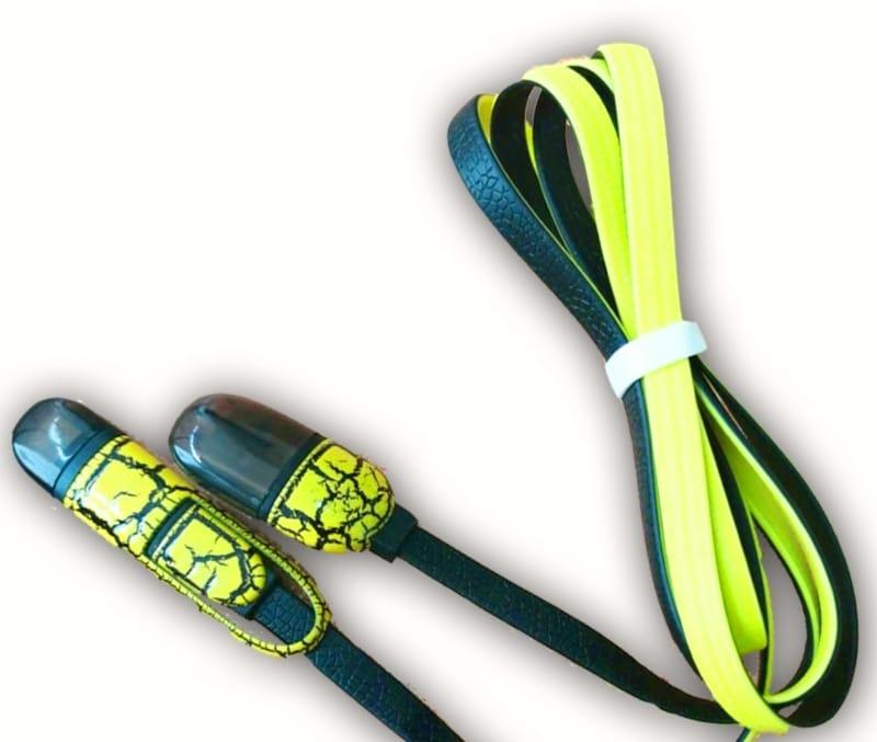 Cable Usb 2 En 1 Micro Usb / Lightning 1m