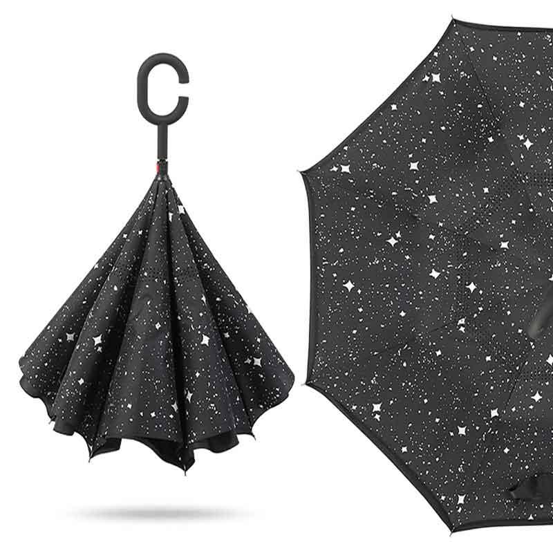 Paraguas Reversible Starry Night