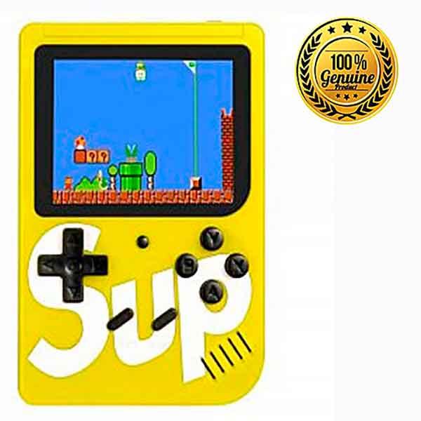 Consola Game Box 400 juegos en 1 Plus Sup NES