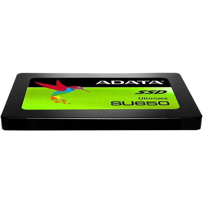Unidad Estado Solido SSD 480GB ADATA Ultimate SU650 ASU650SS-480GT-R