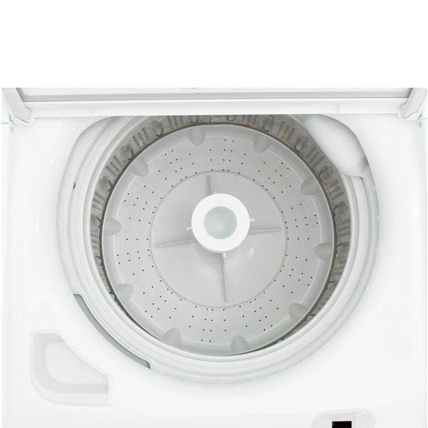 Lavadora automática Aqua Saver Green  Mabe de 19 Kg 11 ciclos color blanco modelo LMA79113VBAB0