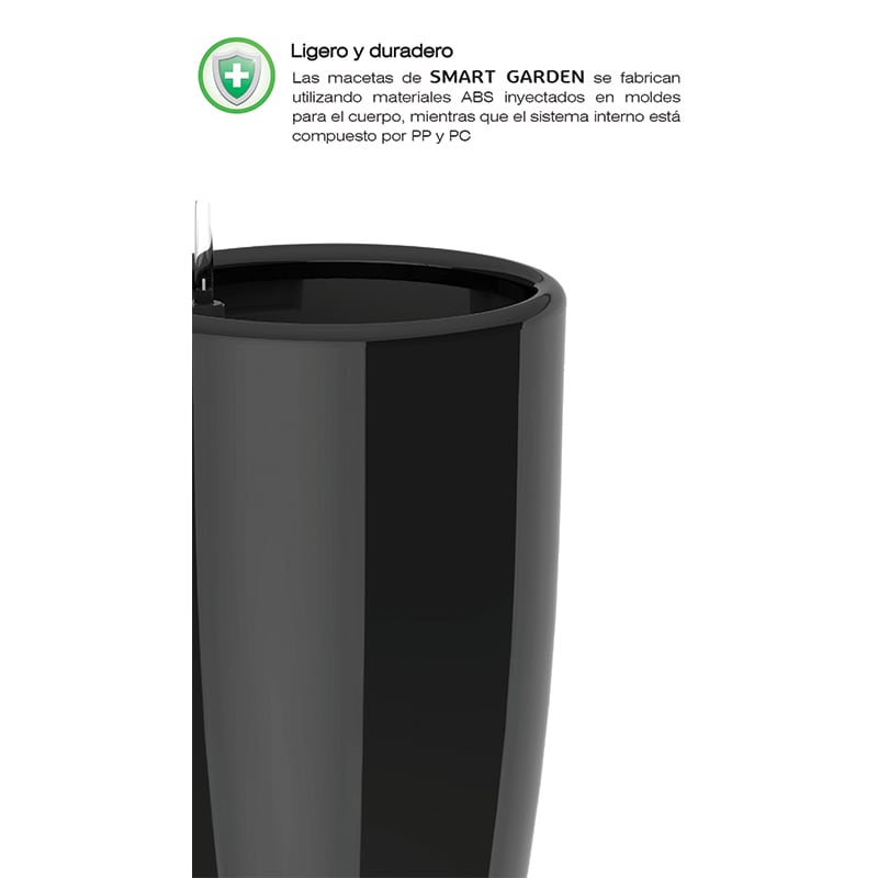 Smart Garden Maceta Autorregable LQ3561 - Mediana Moderna - Riego Inteligente