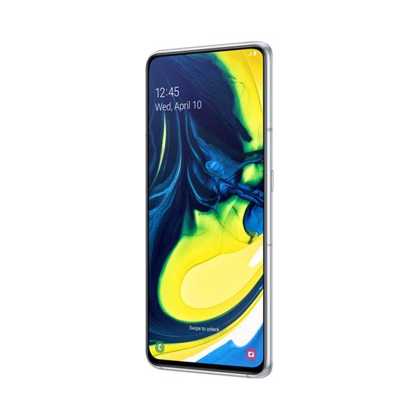 Celular SAMSUNG LTE SM-A805F GALAXY A80 Color BLANCO Telcel
