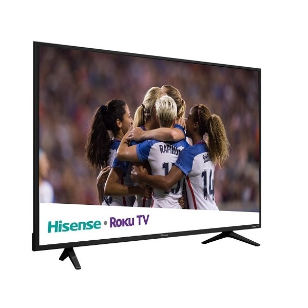 Smart TV Hisense 43 UHD 4K HDR MR120 43R6E - Reacondicionado