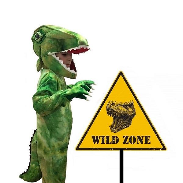 Disfraz de Halloween Dinosaurio T Rex Animal Niño Tiranosaurio - Disfraces TuDi