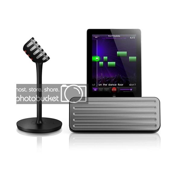 Karaoke Philips Bluetooth AEA7100/17
