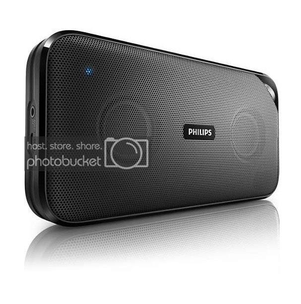 Bocina Philips Portatil Bluetooth BT3500B/37 - Reacondicionado