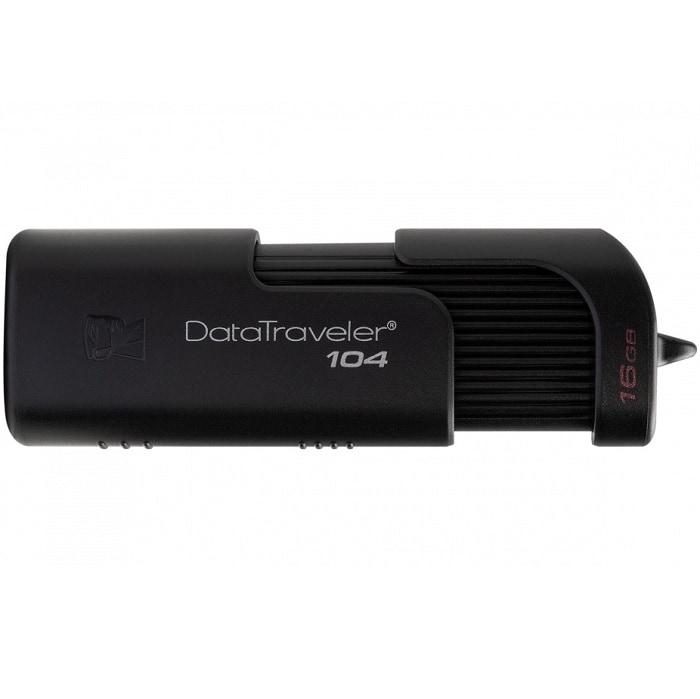Memoria Flash USB Kingston DataTraveler 104 16GB DT104/16GB