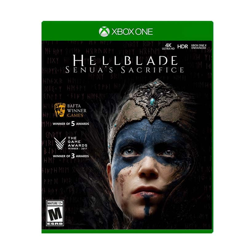 Xbox One Juego Hellblade Senua's Sacrifice