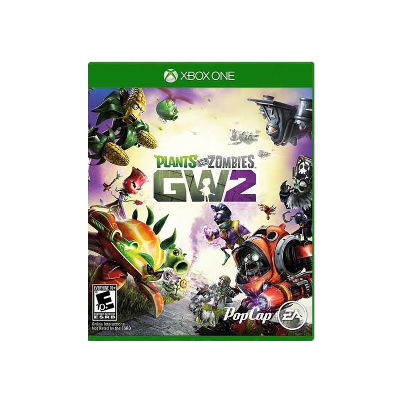 Xbox One Juego Plants VS Zombies Garden Warfare 2