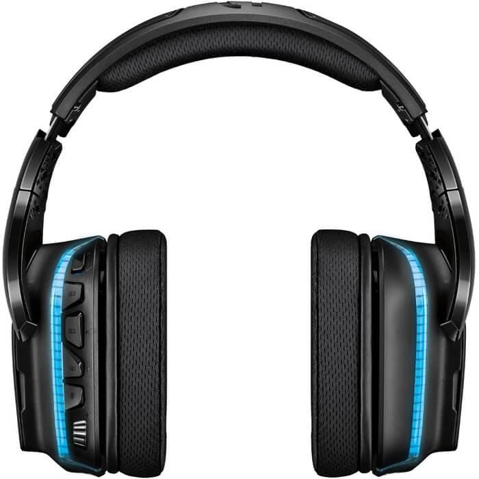 Diadema Logitech G635 LIGHTSYNC 7.1 Gaming Headset USB Y 3.5mm 981-000748