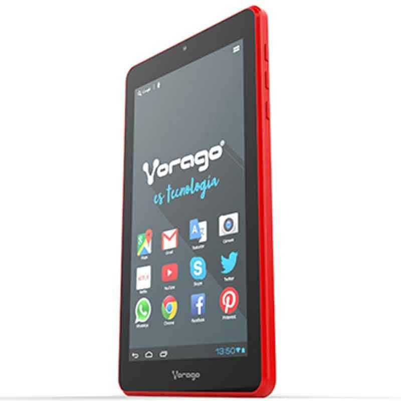 Tablet Vorago Pad-7 7 Quad Core Ram 1gb 8gb Pad-7-v4-wh Rojo
