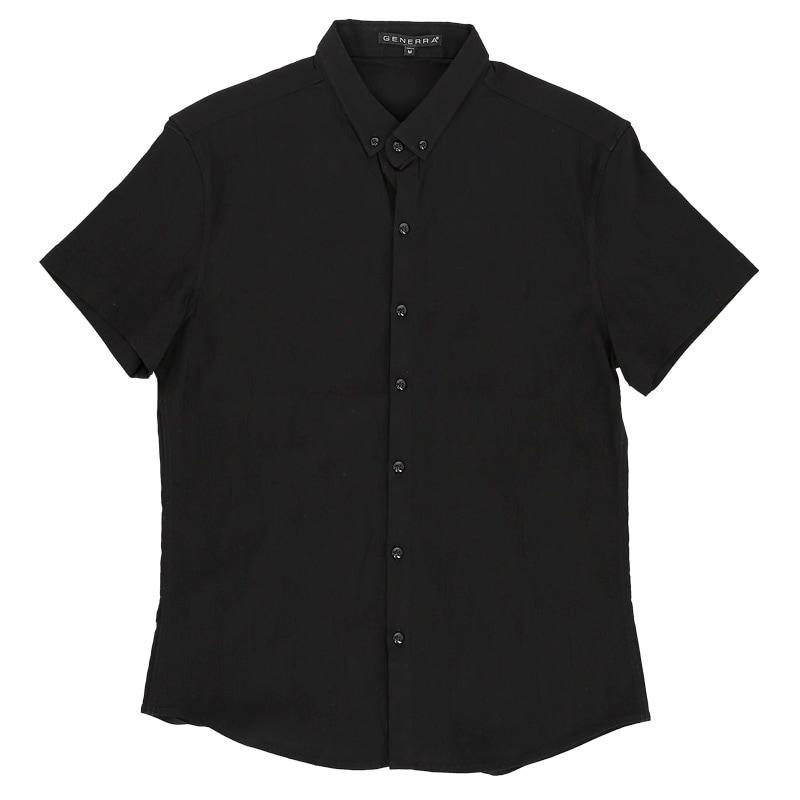 Camisa Para Hombre Manga Corta Generra 918105