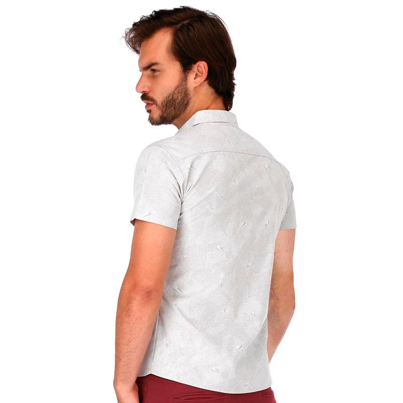 Camisa Hombre Manga Corta Generra 918103