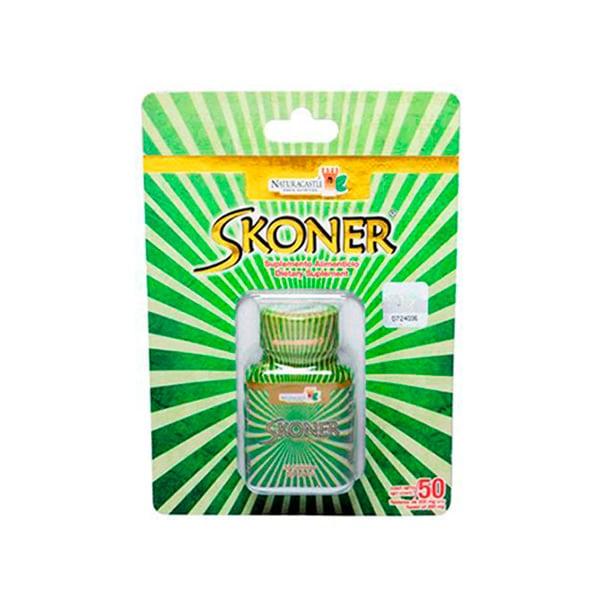 Skoner / laxante ligero ideal para intestino perezoso