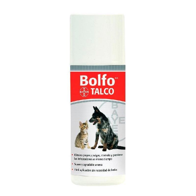 Talco Antipulgas Bolfo Bayer 100 Gr - Perros y Gatos