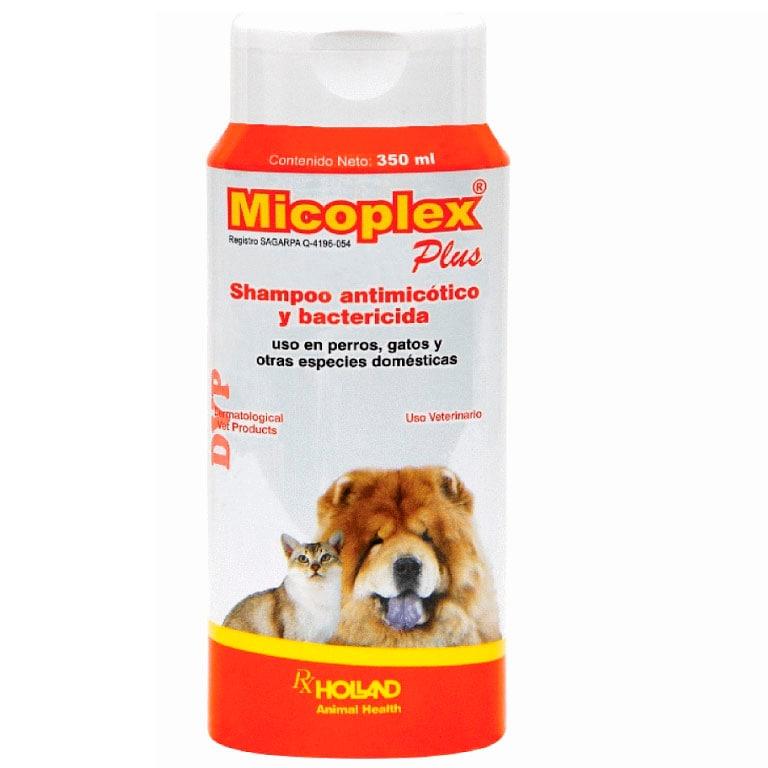 Shampo Micoplex Plus De 350 Ml (Perros Y Gatos)