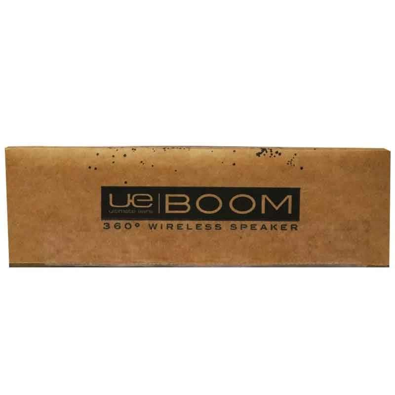 Bocina LOGITECH UE BOOM 2 Cherry Roja 996000206 3M GTA ReAcondicionada