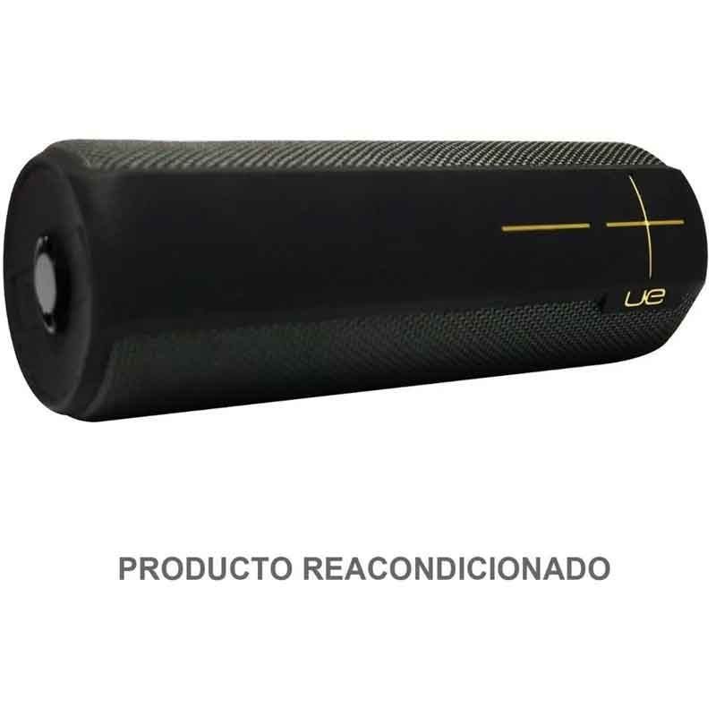 Bocina LOGITECH UE BOOM 2 Negro Amarillo 996-000240 Reacondicionada