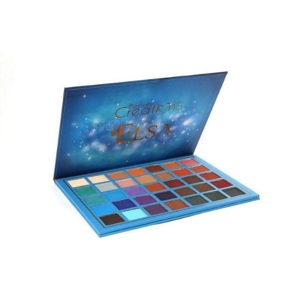 Paquete de 2 paletas de sombras Alicia y Elsa de Beauty Creations