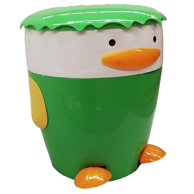 Bote de Basura Pinguino
