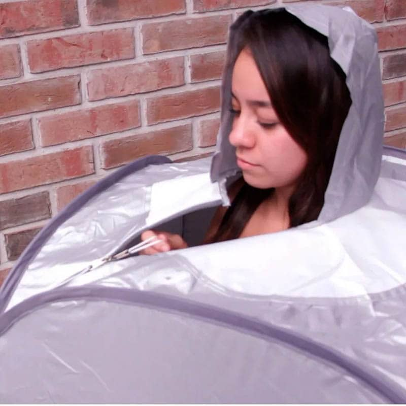 Sauna Spa Portatil Baño Vapor Care Cuidado Personal Belleza