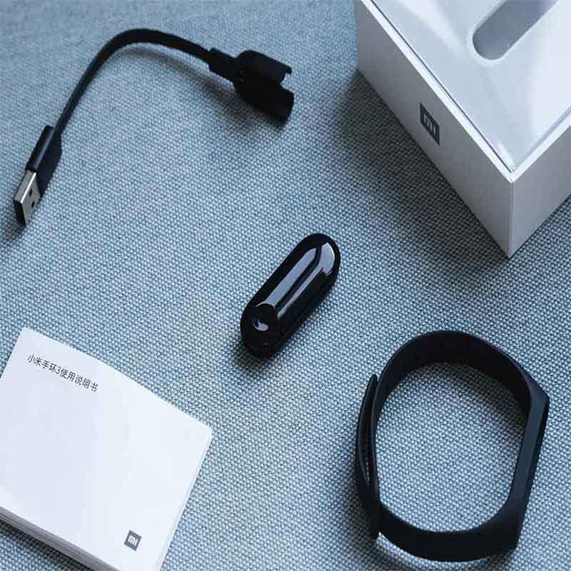 Pulsera Inteligente Xiaomi Mi Band 3 Negro