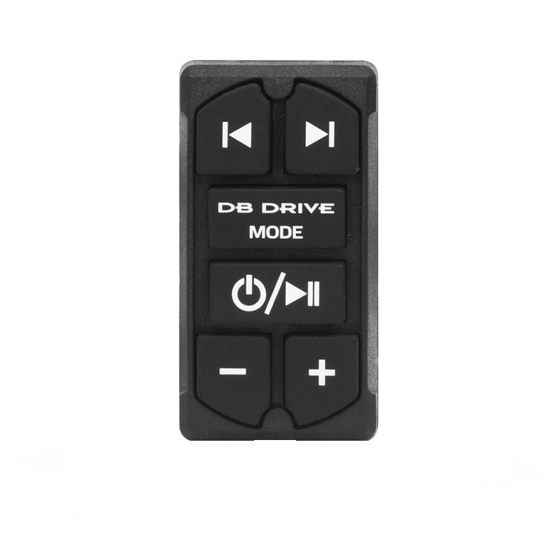Estereo Marino Db Drive Dbt100 Bluetooth Rzr Can Am Maverick