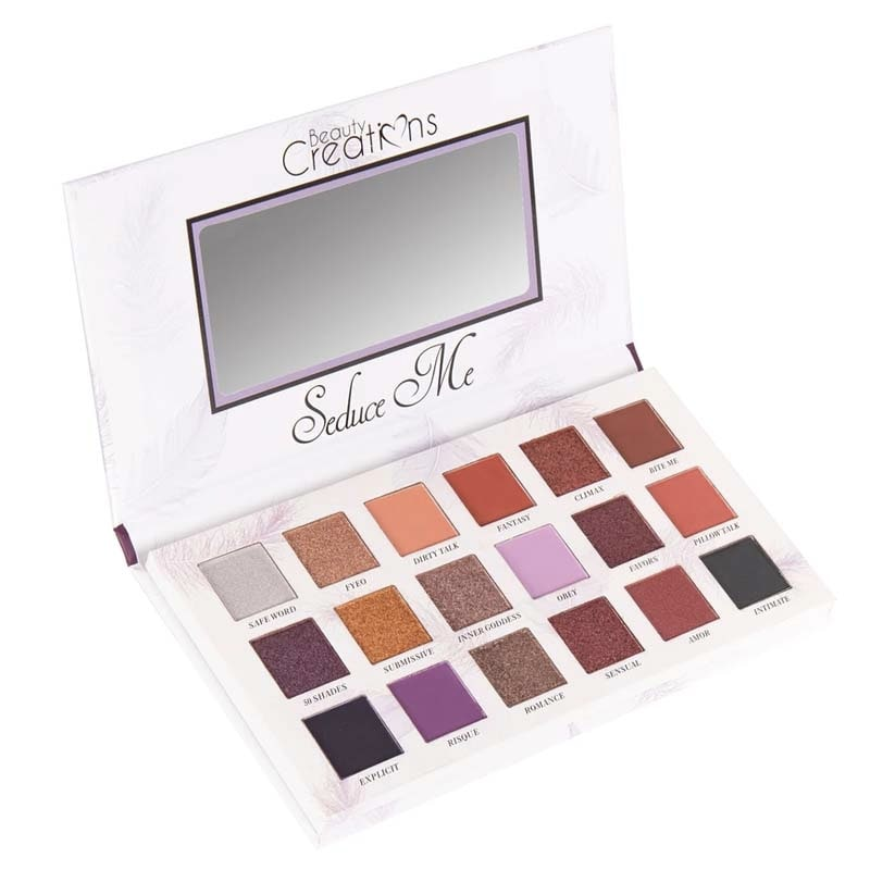 Beauty Creations Seduce Me paleta de sombras