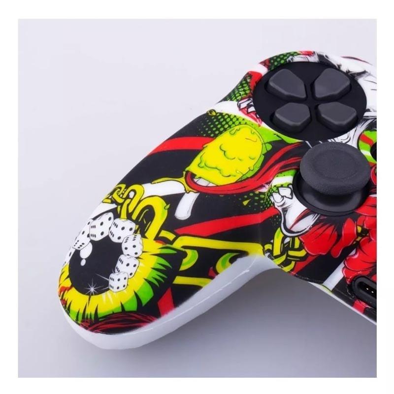 Ps4 Dualshock Funda Para Control Playstation 4 (Modelo-E)