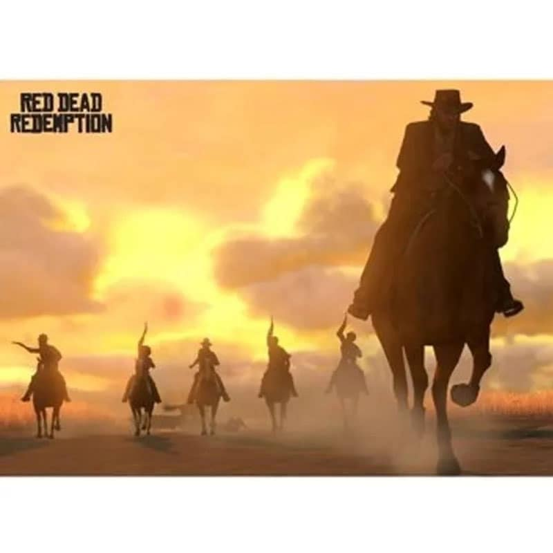 Xbox One Juego Red Dead Redemption Goty