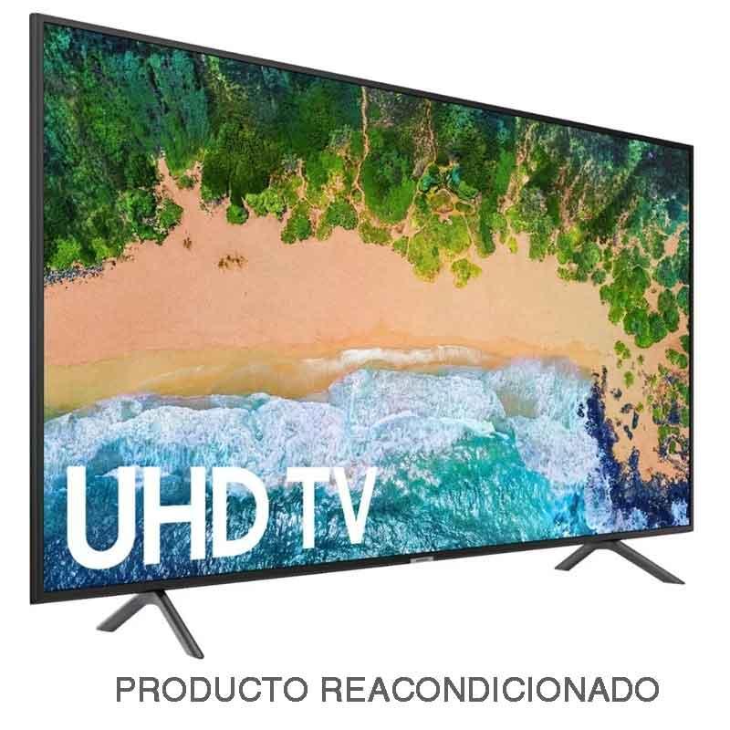 Pantalla Samsung 50 Reacondicionado Television 4k Smart Tv Hdr10+ Usb Hdmi