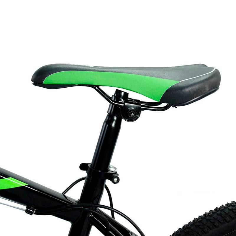 Bicicleta Deportiva Rodada 26-21 Velocidades Centurfit Ruta Verde