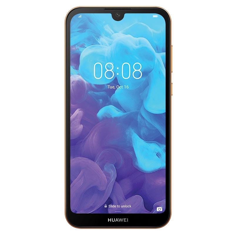 Celular HUAWEI LTE AMN-LX3 Y5 2019 Color CAFE Telcel